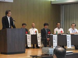 第16回宮崎県タクシー乗務員研修会の模様2